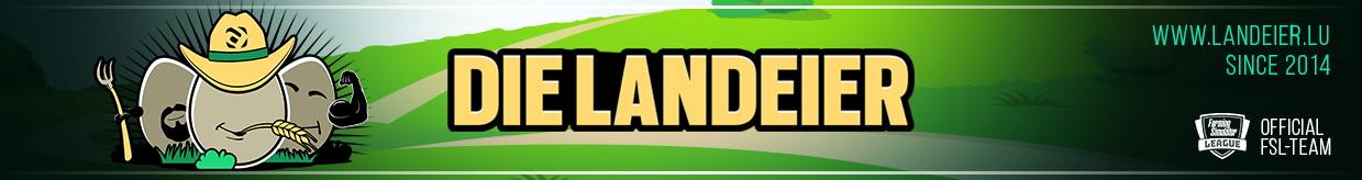 Die Landeier seit 2014